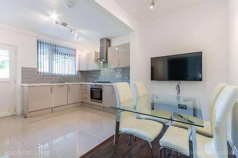 3 Bedrooms Maisonette Flat for sale in Furneaux Avenue, West Norwood