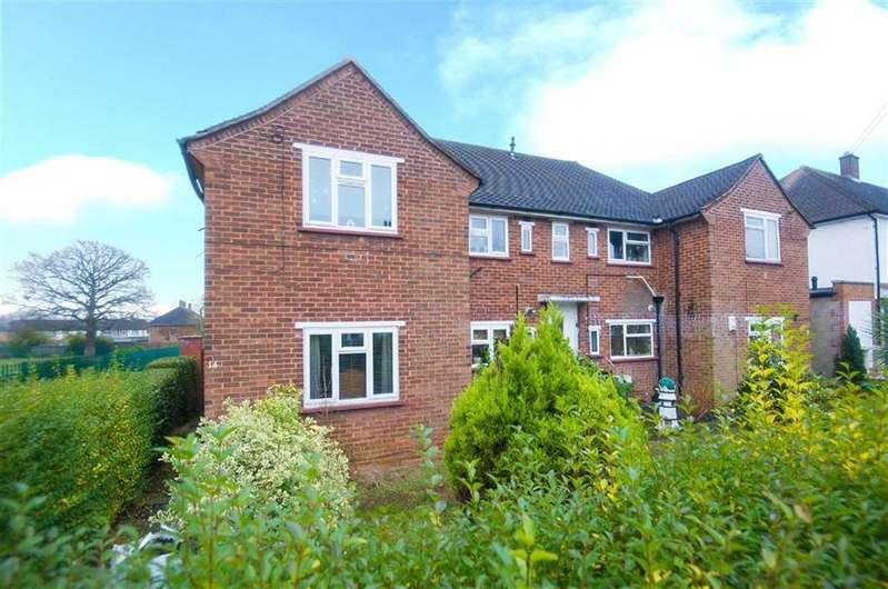 2 Bedrooms Maisonette Flat for sale in Bromley Crescent, Ruislip Gardens, Middlesex
