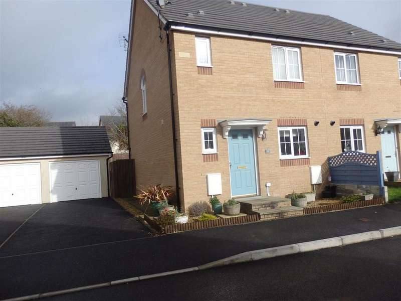 3 Bedrooms Semi Detached House for sale in Parc Y Garreg, Kidwelly