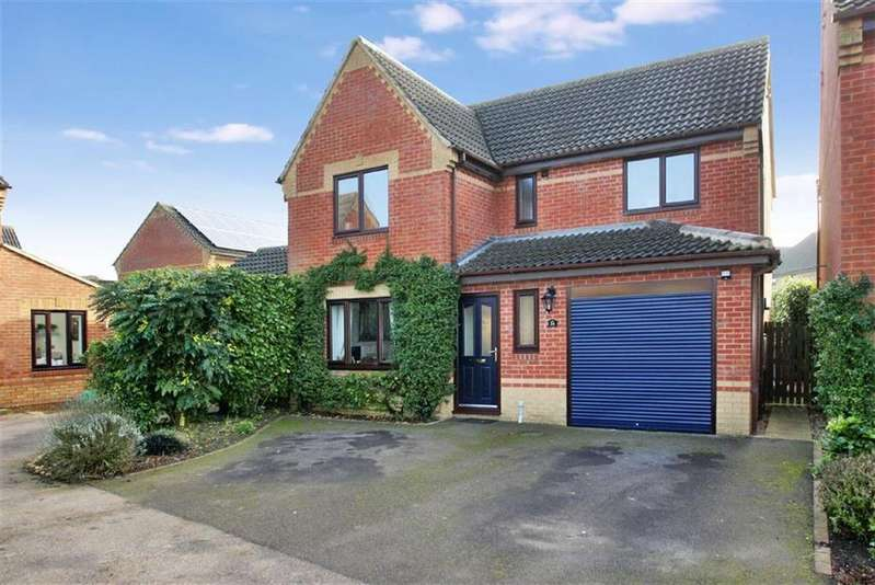 4 Bedrooms Detached House for sale in 26, Beech Drive, Brackley