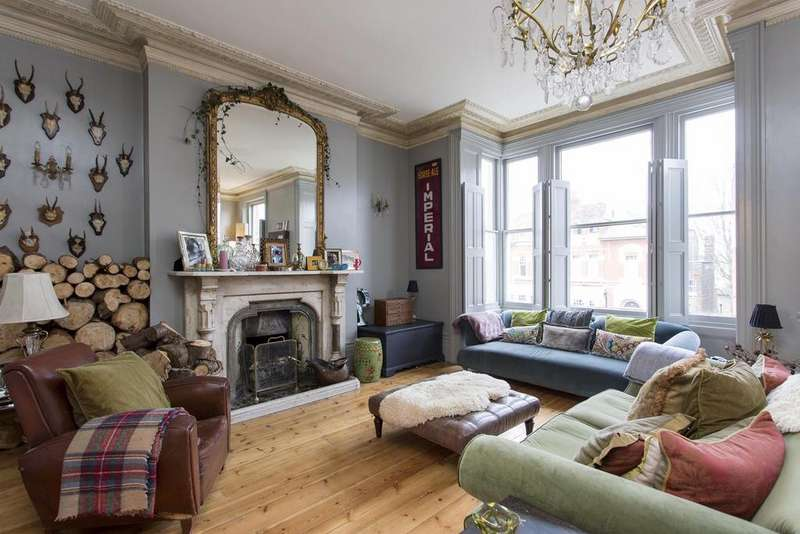 3 Bedrooms Apartment Flat for sale in Cecile Park, Crouch End, London N8