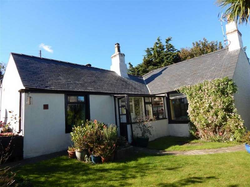 3 Bedrooms Cottage House for sale in Amlwch, Anglesey
