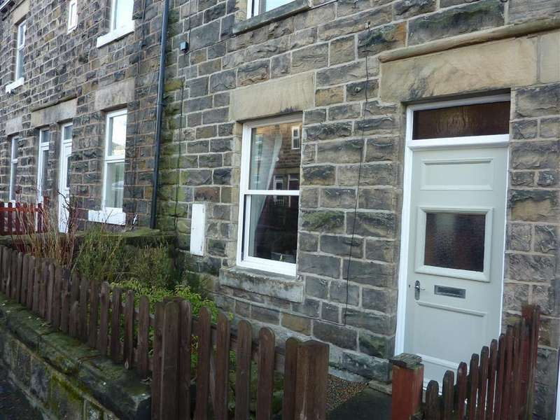 2 Bedrooms Terraced House for sale in Christina Street, Harrogate, North Yorkshire