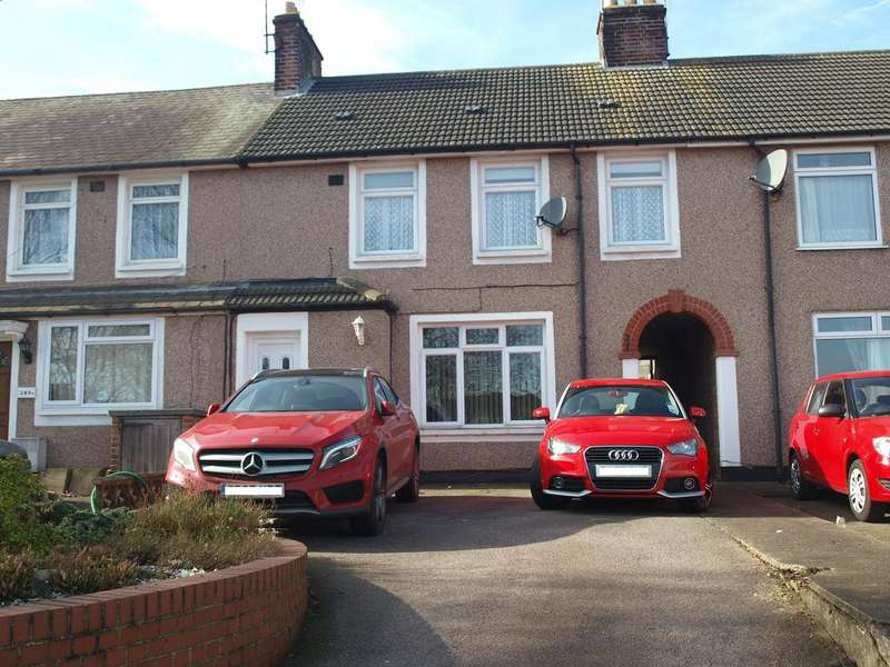 3 Bedrooms Terraced House for sale in Dartford DA1