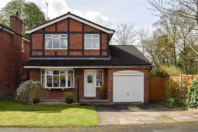 4 Bedrooms Detached House for sale in Norbury Drive