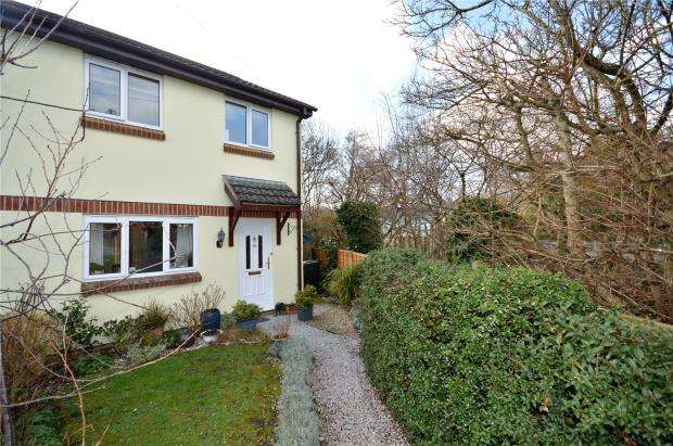 3 Bedrooms Semi Detached House for sale in Gales Crest, Chudleigh Knighton, Newton Abbot, Devon