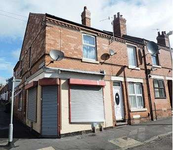 2 Bedrooms Commercial Property for sale in Laurie Avenue, Forest Fields, Nottingham, NG7 6PH