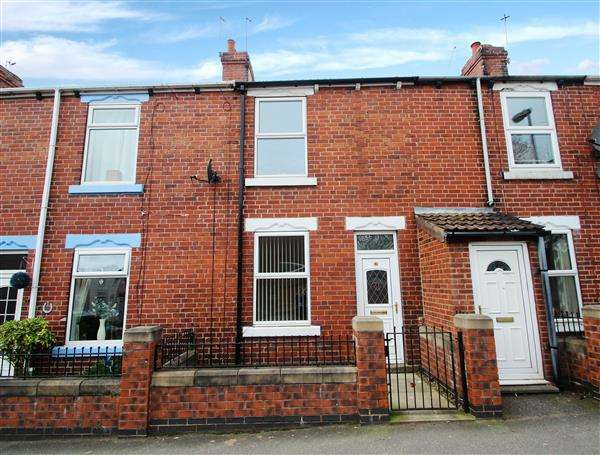 3 Bedrooms Terraced House for sale in Regent Street, South Elmsall