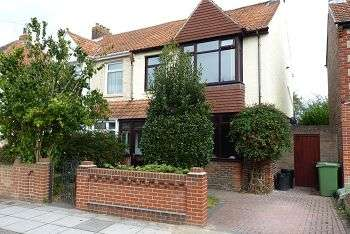 3 Bedrooms House for sale in Lendorber Avenue, East Cosham, Portsmouth, PO6 2JY