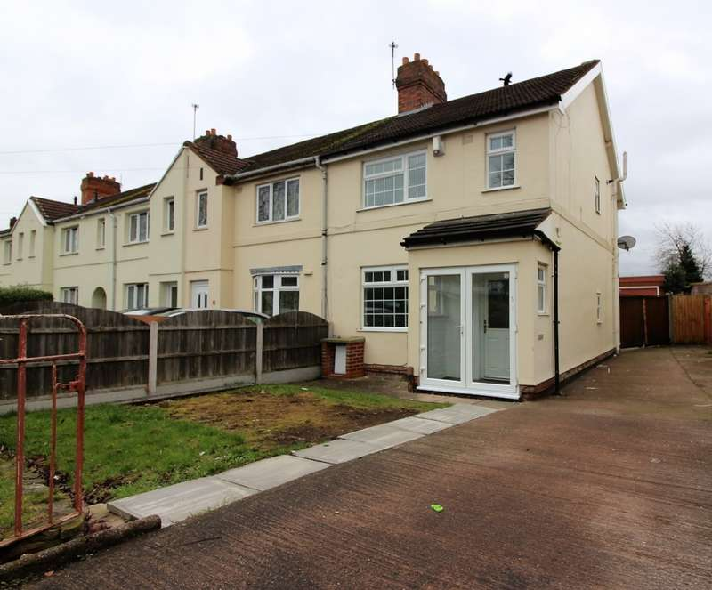 3 Bedrooms Town House for sale in Elm Street, Willenhall