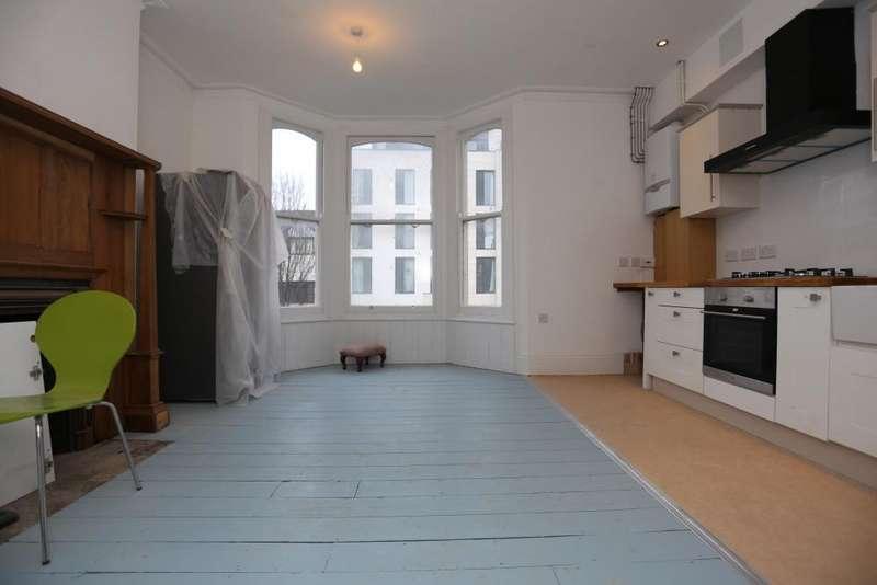 4 Bedrooms Maisonette Flat for rent in London Road, Brighton