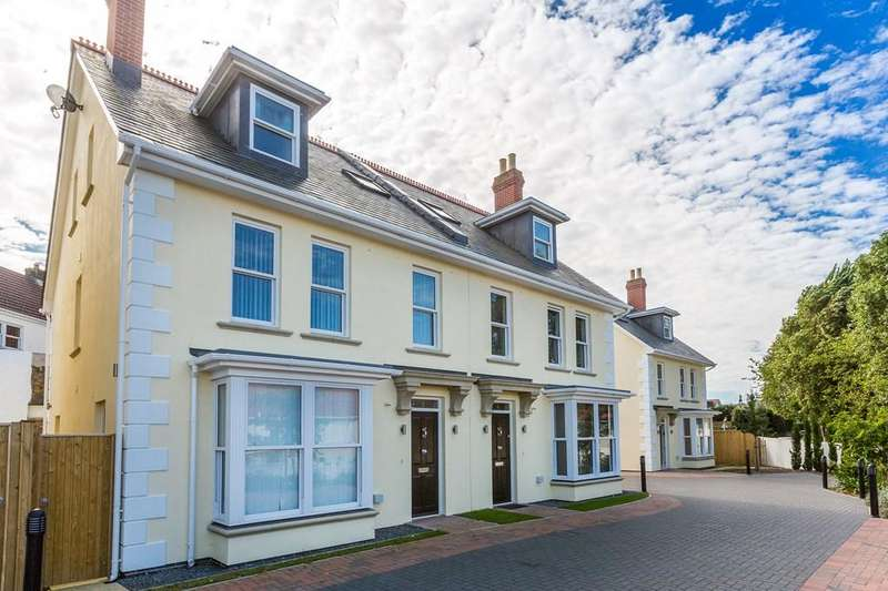 4 Bedrooms Semi Detached House for sale in Collings Road, St. Peter Port, Guernsey