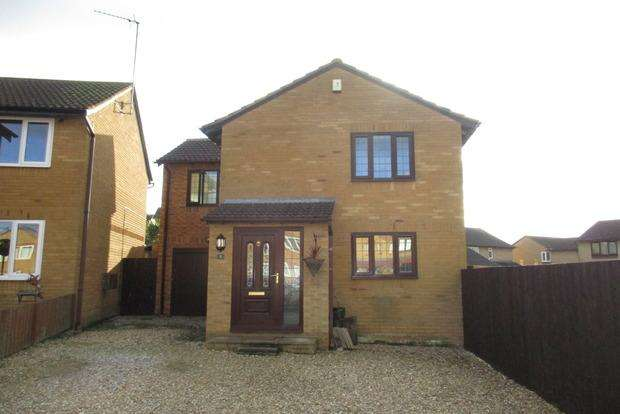 3 Bedrooms Detached House for sale in Beauvais Court, Duston, Northampton, NN5