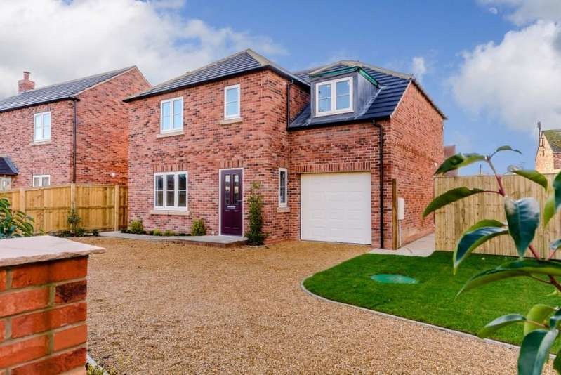 4 Bedrooms Village House for sale in Yew Tree Cottage, Haddlesey Court, West Haddlesey, YO8 8QA