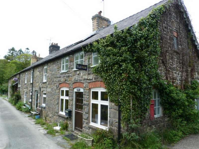 4 Bedrooms End Of Terrace House for sale in Bont Dolgadfan, Llanbrynmair, Bont Dolgadfan Llanbrynmair