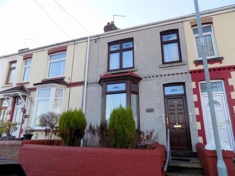 3 Bedrooms House for sale in Hillside, Neath