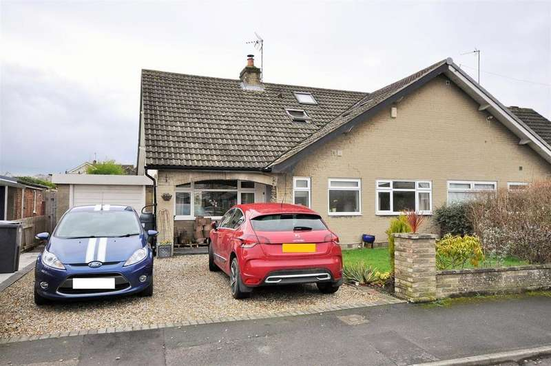 4 Bedrooms Semi Detached Bungalow for sale in Elm Tree Avenue, Upper Poppleton, York