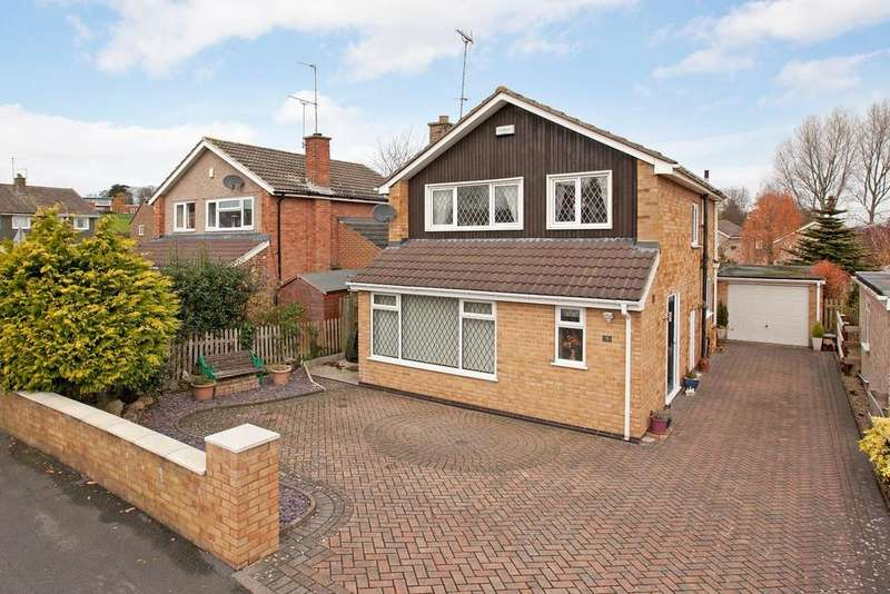 3 Bedrooms Detached House for sale in Farfield Avenue, Knaresborough