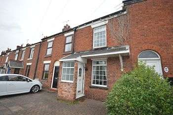 2 Bedrooms Terraced House for sale in Park Lane, Sandbach, CW11 1EN