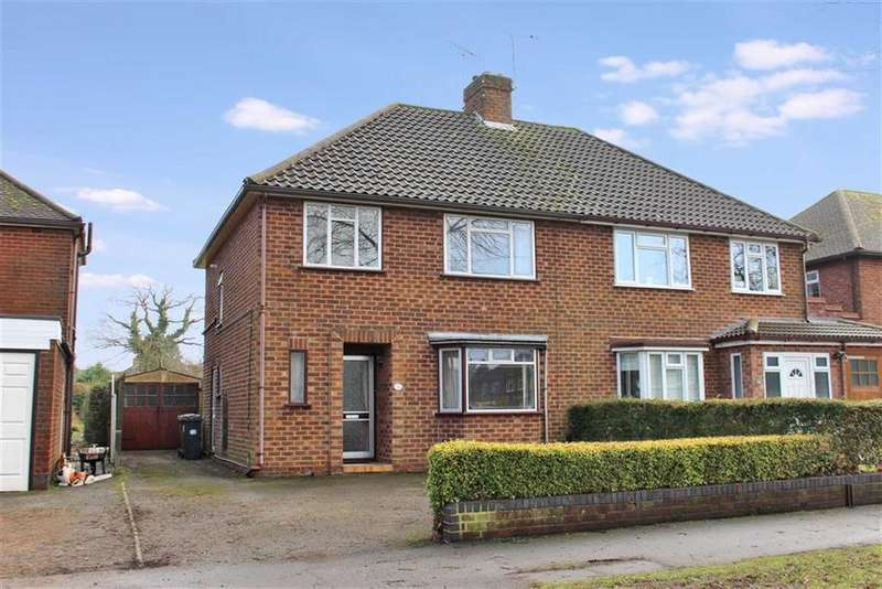 3 Bedrooms Semi Detached House for sale in Lime Avenue, Leamington Spa, CV32