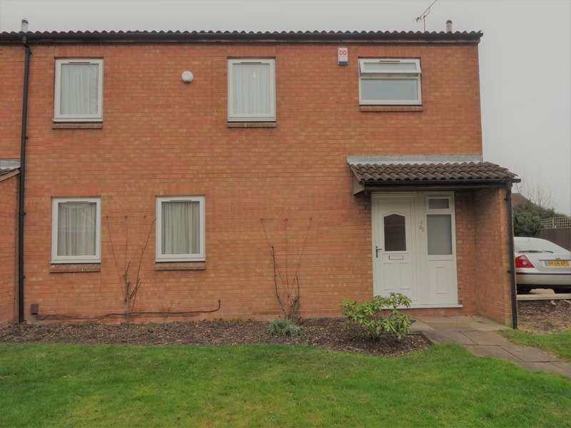 3 Bedrooms Semi Detached House for sale in Pendlebury Drive, Leicester, Leicestershire