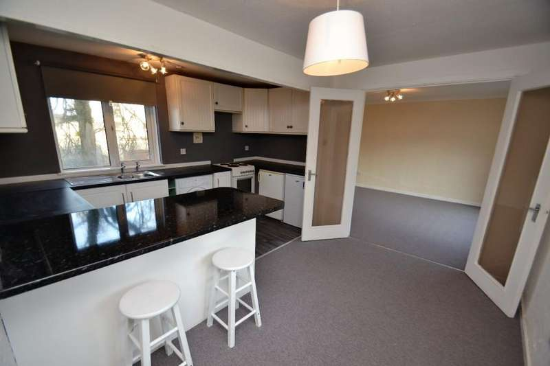 2 Bedrooms Flat for sale in Almond Road, Abronhill, Cumbernauld, G67