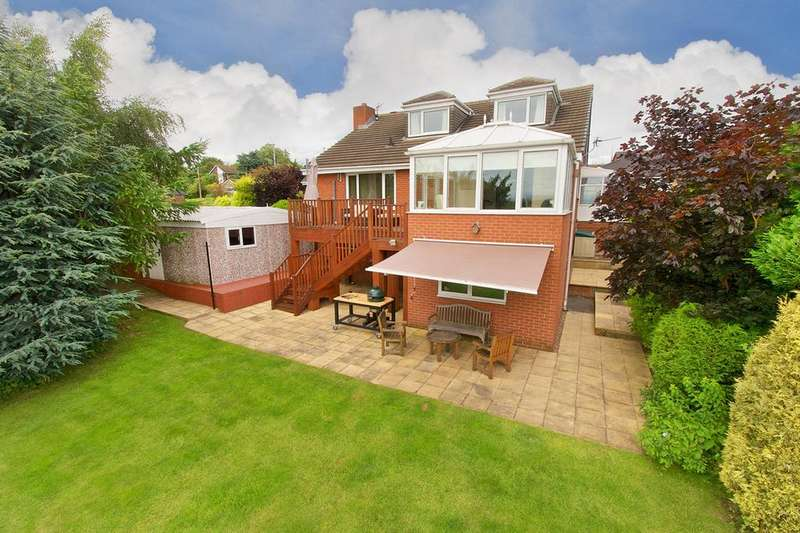 5 Bedrooms Detached House for sale in 203 Woodlands Road, Upper Batley, WF17 0RE