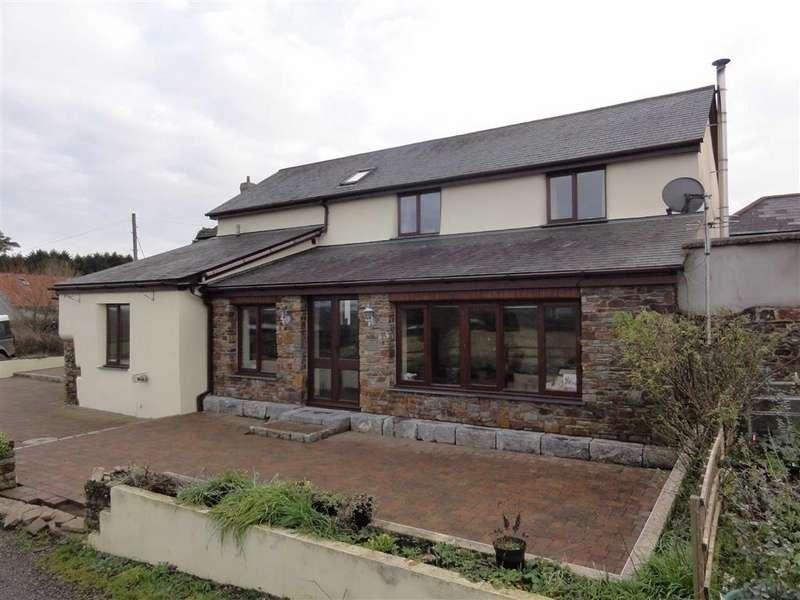3 Bedrooms Detached House for sale in Sanctuary Lane, Hatherleigh, Okehampton, Devon, EX20