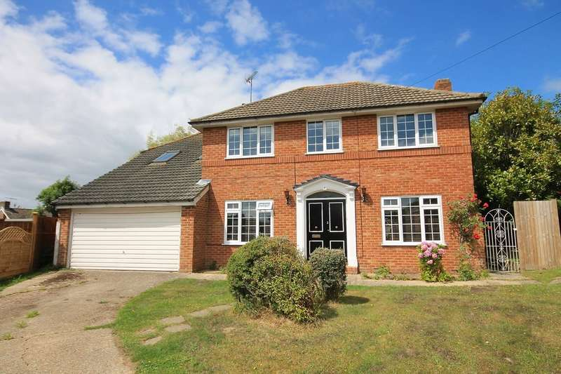 5 Bedrooms Detached House for sale in Smollets, East Grinstead