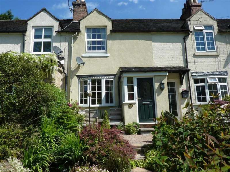 2 Bedrooms Terraced House for sale in 16, Riverside, Oakamoor
