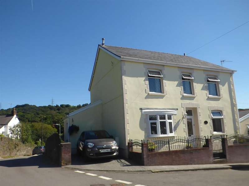 3 Bedrooms House for sale in Lucas Road, Glais, Swansea