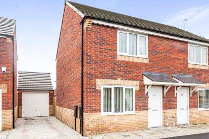 2 Bedrooms Semi Detached House for sale in Hillside Avenue, Knowsley, Liverpool, Merseyside, L36