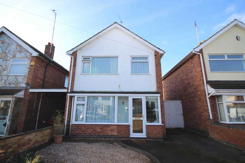 3 Bedrooms Detached House for sale in Stokes Drive, Off Groby Road