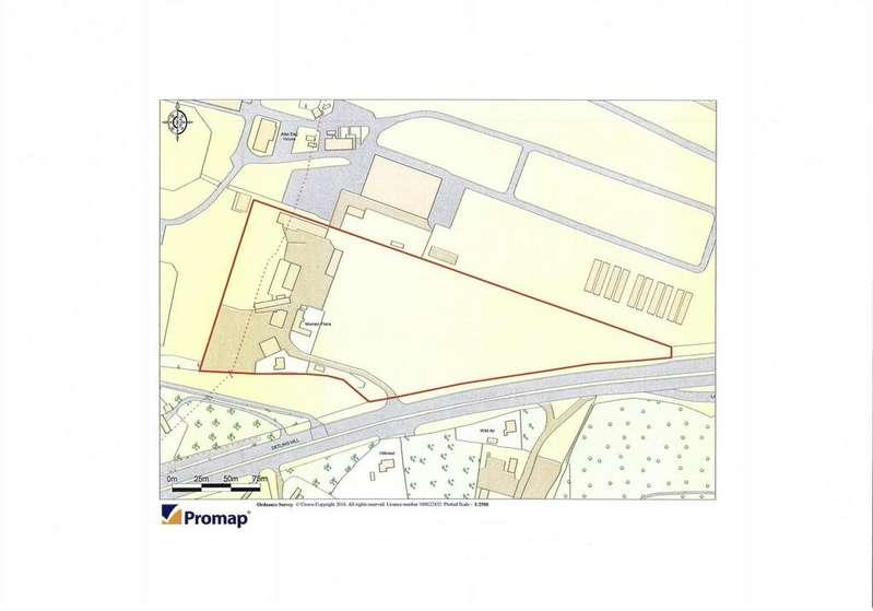 Land Commercial for sale in Detling Hill, Detling, Maidstone