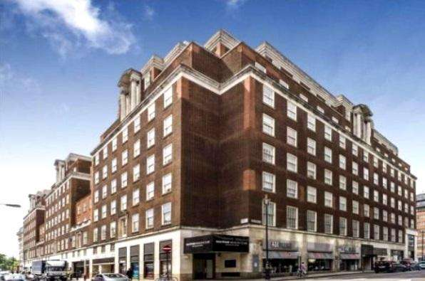 3 Bedrooms Flat for sale in 129 Park Street, Mayfair, London