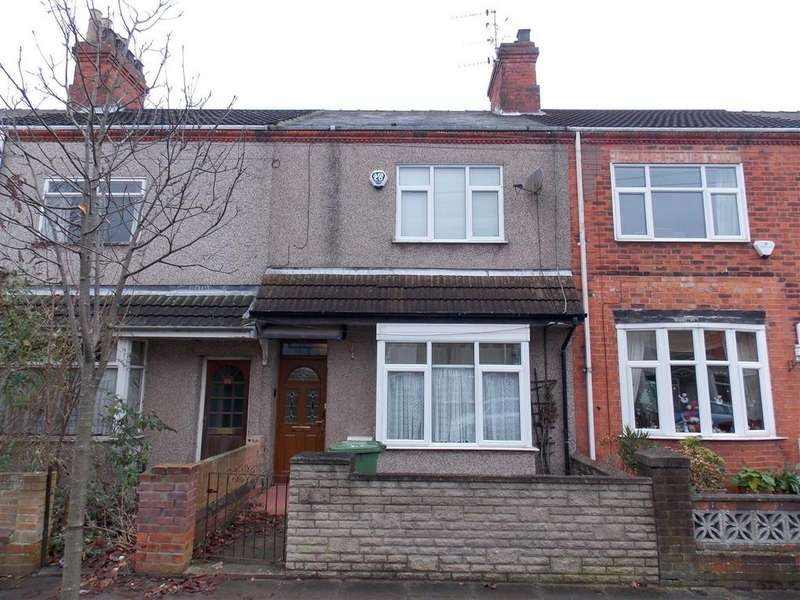 3 Bedrooms Terraced House for sale in 84 Legsby Avenue, Grimsby, DN32 ONE