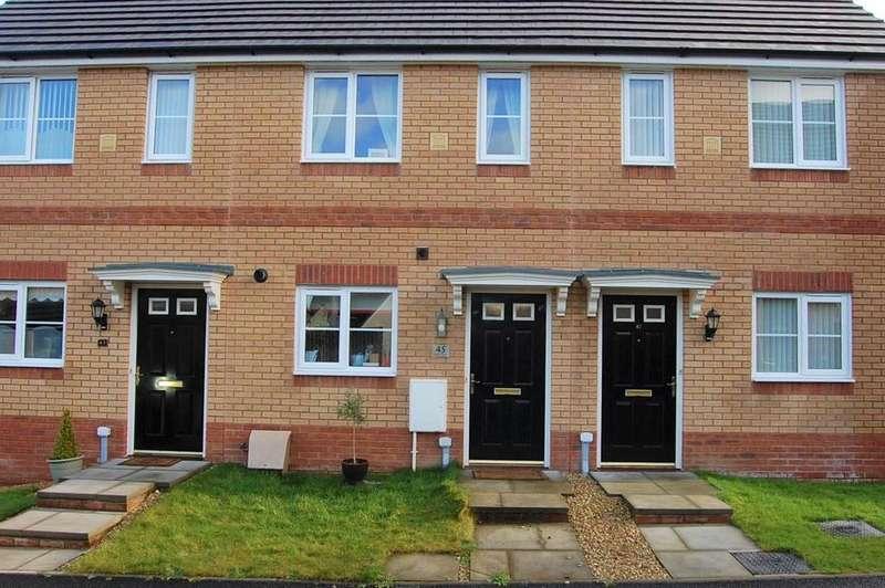 2 Bedrooms House for sale in Ffordd Y Glowyr, Betws, Ammanford