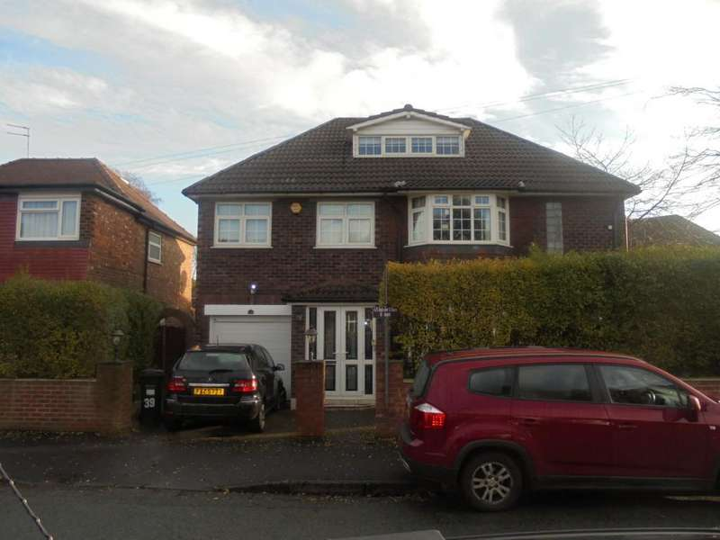 5 Bedrooms Detached House for sale in South Park Road, Gatley, Cheadle, SK8