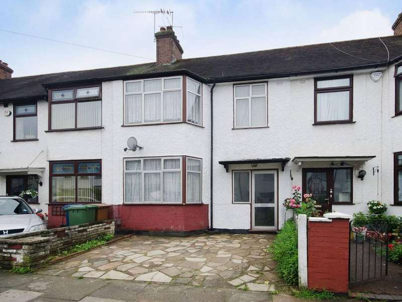 3 Bedrooms Terraced House for sale in Byron Road, Harrow, HA3
