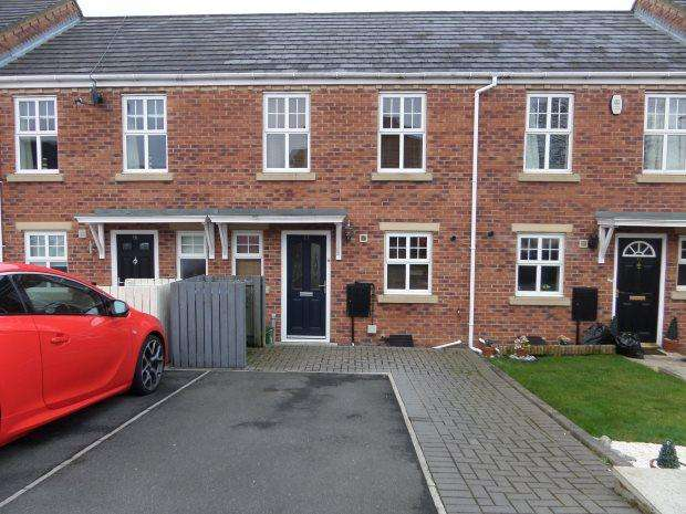 2 Bedrooms Town House for sale in LAMBTON FIELD, SHERBURN VILLAGE, DURHAM CITY : VILLAGES EAST OF