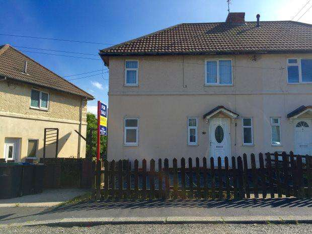 3 Bedrooms Semi Detached House for sale in HAWTHORN CRESCENT, QUARRINGTON HILL, DURHAM CITY : VILLAGES EAST OF
