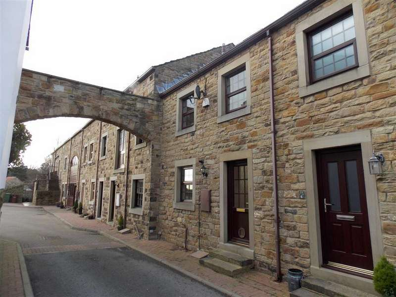 3 Bedrooms Terraced House for sale in Melbourne Mews, Wrenthorpe, Wakefield, WF2