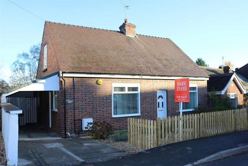 3 Bedrooms Detached Bungalow for sale in Potters Lane, Polesworth, Tamworth