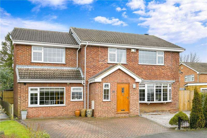 6 Bedrooms Detached House for sale in Mallinson Oval, Harrogate, North Yorkshire
