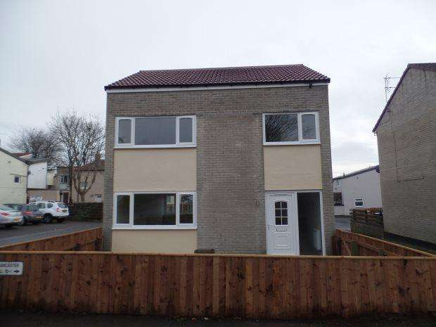 3 Bedrooms Detached House for sale in LANCASTER HILL, PETERLEE, PETERLEE