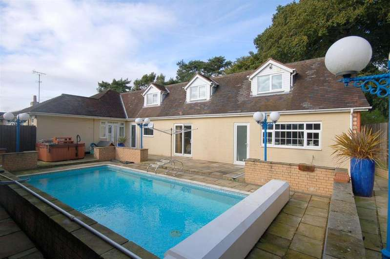 5 Bedrooms House for sale in Dunnocksfold Road, Alsager
