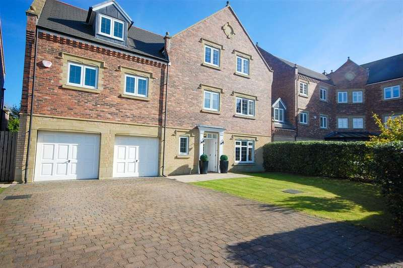 6 Bedrooms Detached House for sale in The Square, Boldon, Sunderland