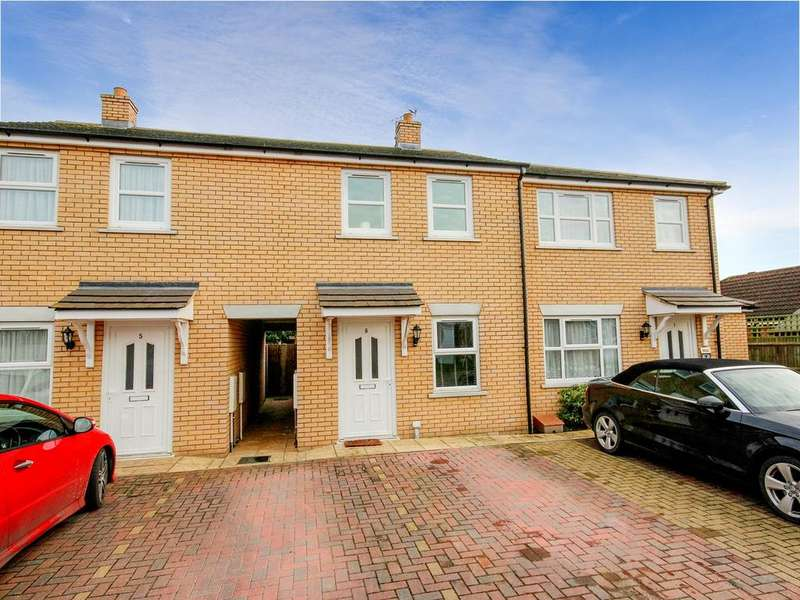 3 Bedrooms Terraced House for sale in Goose Green, Flitwick, Bedford, MK45