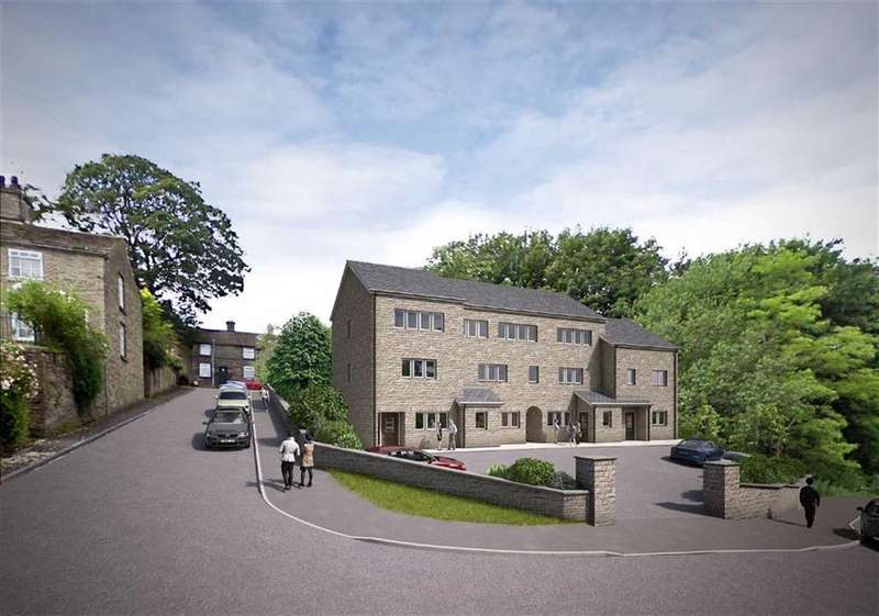 4 Bedrooms Mews House for sale in Cumberland Drive, Bollington, Macclesfield