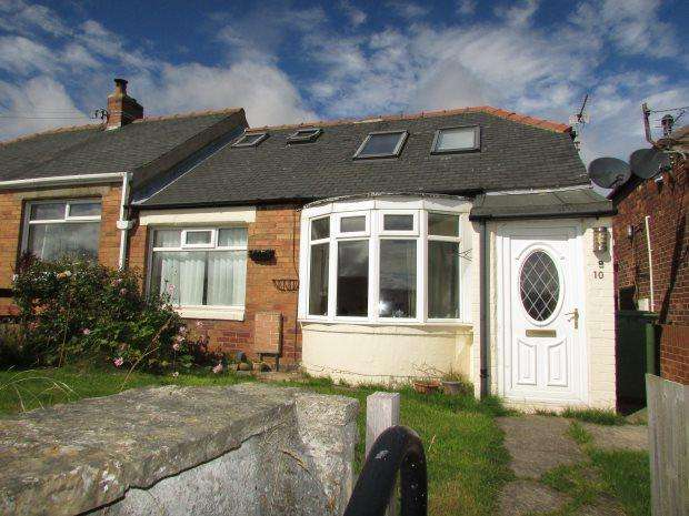 2 Bedrooms Semi Detached Bungalow for sale in WEST LANE, HAWTHORN, SEAHAM DISTRICT